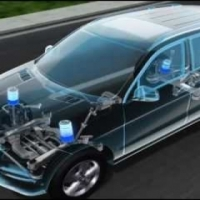 Mercedes Benz E Class - Air Shocks