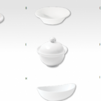 STACKING SOUP BOWL AND DOUBLE-WELL SAUCER-OATMEAL BOWL-SALAD BOWL-BOWL-NOODLE BOWL-SAUCE DISH-SALAD-