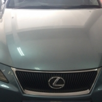 2008 Lexus IS250, 95000km with Leather Interiors