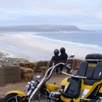 Amazing trike tours in Cape Town