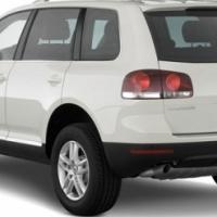VW Touareg Air Shocks - on exchange