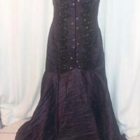 Yskas te koopMatric farewell dress of Andre Bellingnan