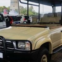 Toyota Hilux 2700i D Cab Raider LWB 4x4