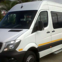 Mercedes Benz Sprinter 515 XL