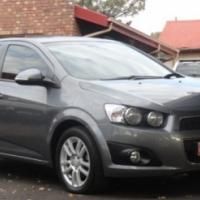 2014 Chevrolet Sonic 1.6 LS