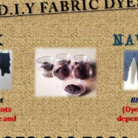 Dye for Clothes - DIY COTTON FABRIC DYE FOR SALE