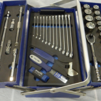 Blue Point Aluminium Toolbox
