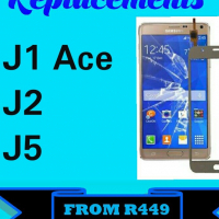 SAMSUNG J SERIES TOP GLASS REPLACEMENT