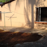 1 Bedroom Garden Flat on Shared Property in Pta-North