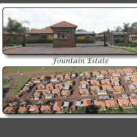 Townhouse for Sale Fountain Estate