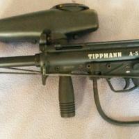 Paintball gun Tippman A5