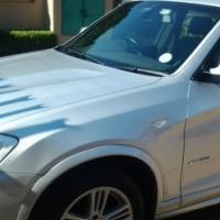 BMW X3 X Drive 2.0i