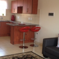 Simplex with own Private Garden in Security Estate