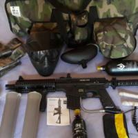 Paintball gun Tippman Sierra One