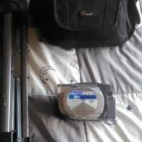 Panasonic DVD camera