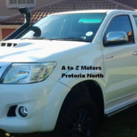 2013 Toyota Hilux 3.0 D4D 4x4 Raider AT
