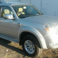 2012 Ford Everest 3.0 TDi XLT,4x2,Manual,7seater