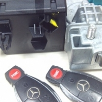 Mercedes Benz lost key replacement in Johannesburg.