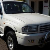 2003 Mazda BT50 Double Cab Diesel