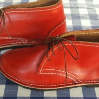 Genuine 100% leather shoes