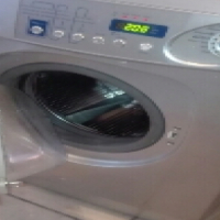7,2kgs Silver Samsung BigWash washing machine