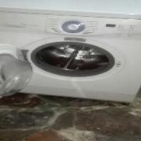 7kgs LG intellowasher washing machine