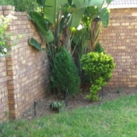 Secured 2 bedroom townhouse for rent in Centurion area