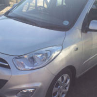 Hyundai i10 2015 Model with 4 Doors, Factory A/C and C/D Player