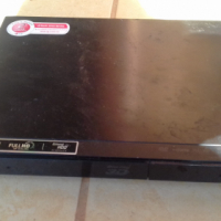LG DVD player 3D Blu Ray