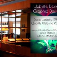 Elegant website design for only R900