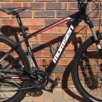 MOMSEN 29er mountain bike