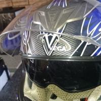 Vega helmet as new bluetooth