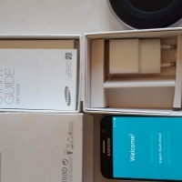 Samsung S6 32GB like new no scratches with box Samsung wireless charger 4G LTE Cat6 Local phone open