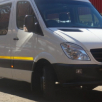 2013 Mercedes-Benz Sprinter 519 CDi F-C
