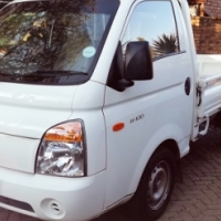 2010 Hyundai H100 2.6 Dropside in Excellent Condition, FSH