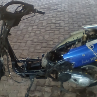 Vuka XR 125 (as is) for spare parts