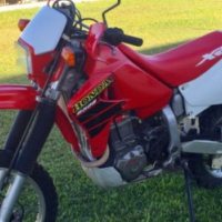 01 Honda xr650 with roadworthy certificate excellent running condition