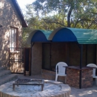 Leeupoort beautiful house to rent with  a Jacuzzi, right in the bushveld near Thabazimbi  Limpopo