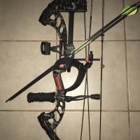 2015 PSE Stinger X compound bow