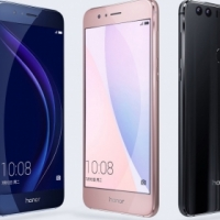 THE ALL NEW HUAWEI HONOR 8 32GB BLACK WITH EXTRAS