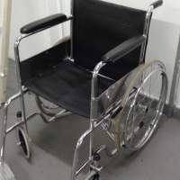 Manual Wheelchair Foldable