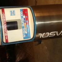 Sasol petrol station pump