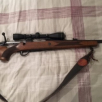 Sako .270 Hunting Rifle with extras