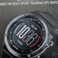 Garmin Fenix 3 HR Sapphire Edtion Multi-Sport Training GPS Watch