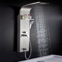 Rainfall Waterfall Shower Panel 5 functions