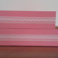 HANDMADE FLOWER BOXES