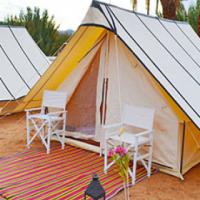 camelia safari camp
