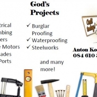 Need an affordable and reliable Handy Man? We've got you covered!