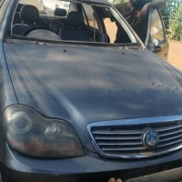geely gl 1.5 stripping 4 parts