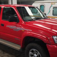 2003 Toyota Hilux 2700I Raider Petrol